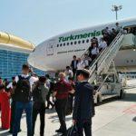 トルクメニスタン空港